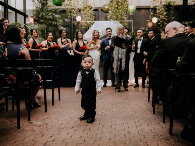 Nicky and Richelle's wedding in Montreal, Quebec 33