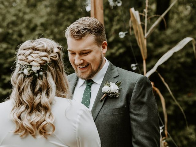 Tim and Sidney's wedding in Halton Hills, Ontario 8