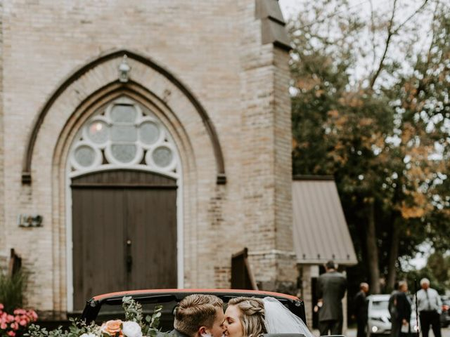 Tim and Sidney's wedding in Halton Hills, Ontario 32