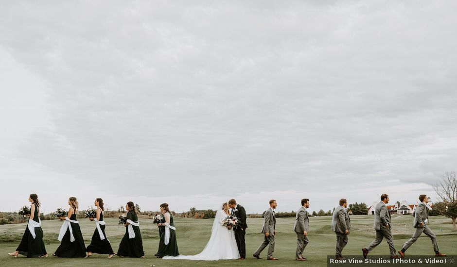 Tim and Sidney's wedding in Halton Hills, Ontario