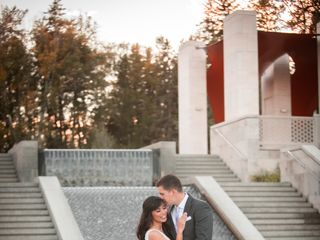 The wedding of Krisha and Bryce 2