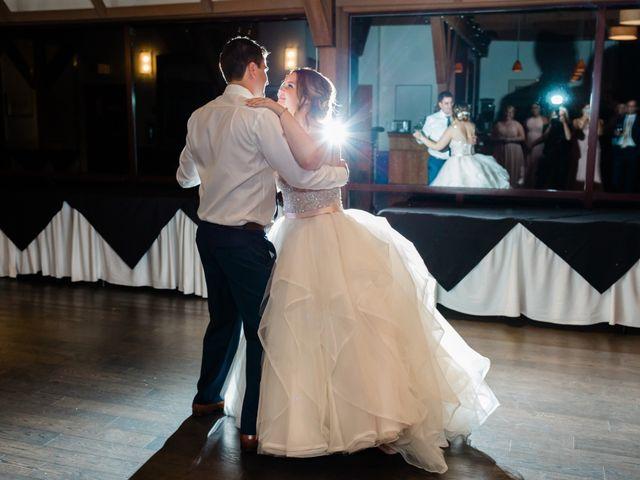 Scott and Stephanie's wedding in Burnaby, British Columbia 8