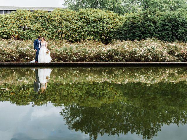 Scott and Stephanie's wedding in Burnaby, British Columbia 5