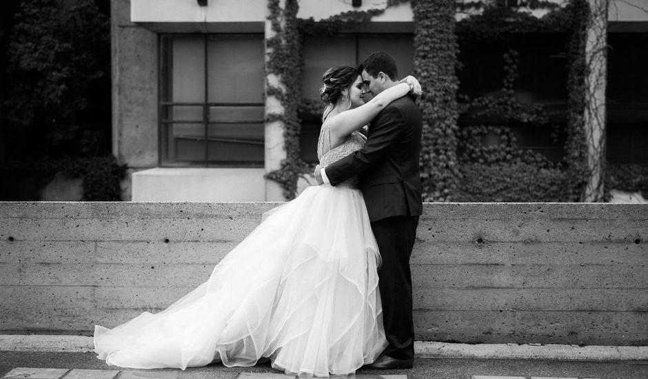 Scott and Stephanie's wedding in Burnaby, British Columbia