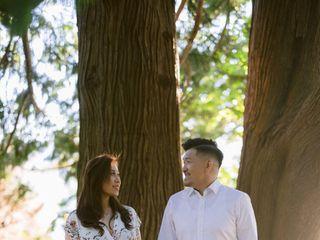 The wedding of Amanda and Bosco 1