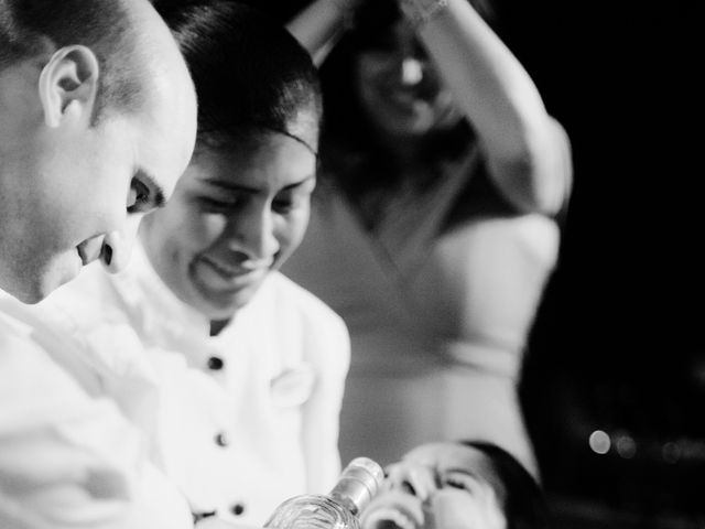 Claudio and Crystal's wedding in Vancouver, British Columbia 7