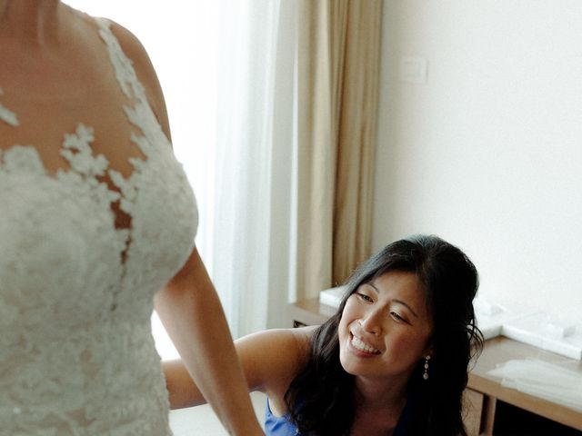 Claudio and Crystal's wedding in Vancouver, British Columbia 45