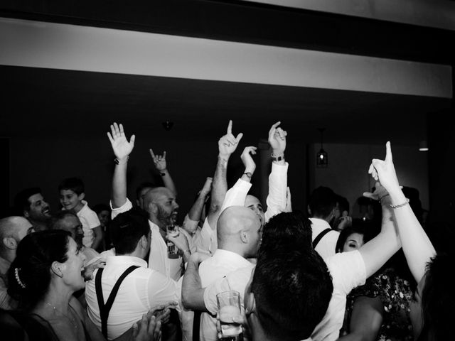 Claudio and Crystal's wedding in Vancouver, British Columbia 85