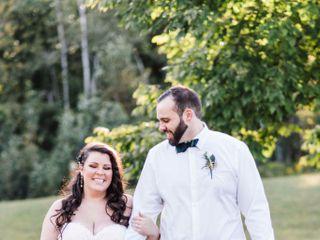 The wedding of Melissa and Kaleb