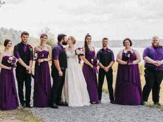 The wedding of Naomi  and Logan  2