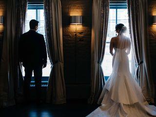 The wedding of Enko and Maria