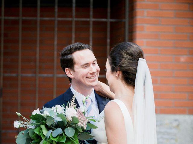 Alex and Rebecca's wedding in Vancouver, British Columbia 8