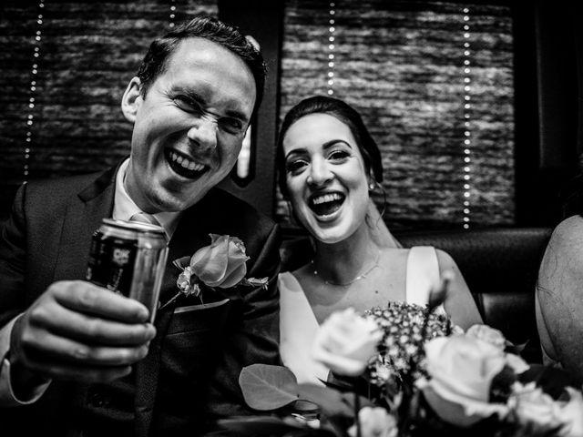 Alex and Rebecca's wedding in Vancouver, British Columbia 28