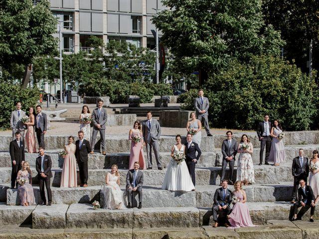 Alex and Rebecca's wedding in Vancouver, British Columbia 34
