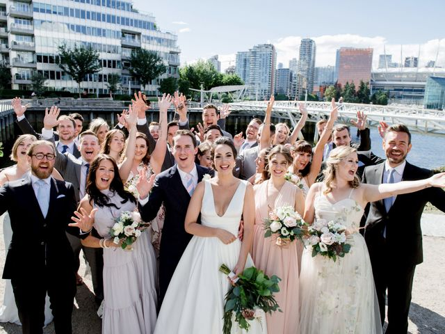 Alex and Rebecca's wedding in Vancouver, British Columbia 36