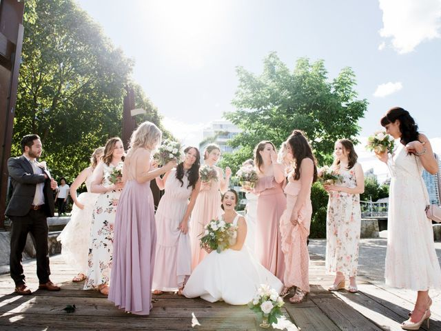 Alex and Rebecca's wedding in Vancouver, British Columbia 47