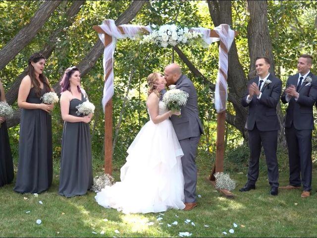 Brett and Kaitlyn's wedding in Calgary, Alberta 3