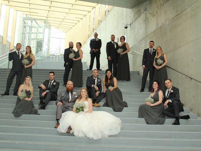 Brett and Kaitlyn's wedding in Calgary, Alberta 4