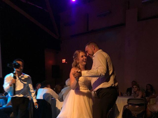 Brett and Kaitlyn's wedding in Calgary, Alberta 6