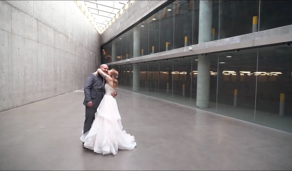 Brett and Kaitlyn's wedding in Calgary, Alberta