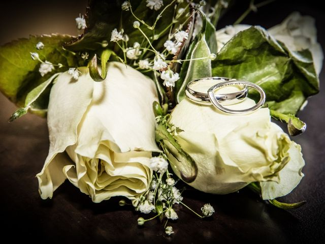 Ryan and Rebecca's wedding in Mirabel, Quebec 1