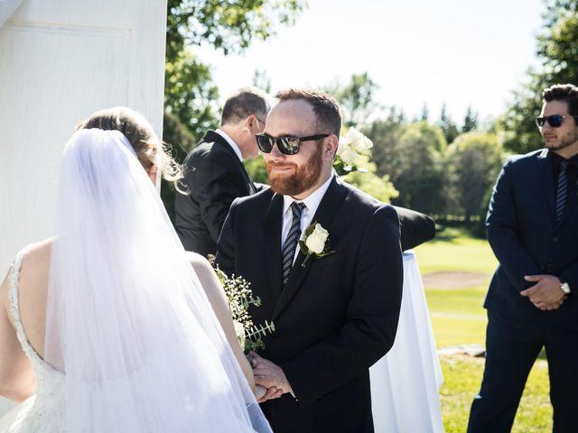Ryan and Rebecca's wedding in Mirabel, Quebec 8