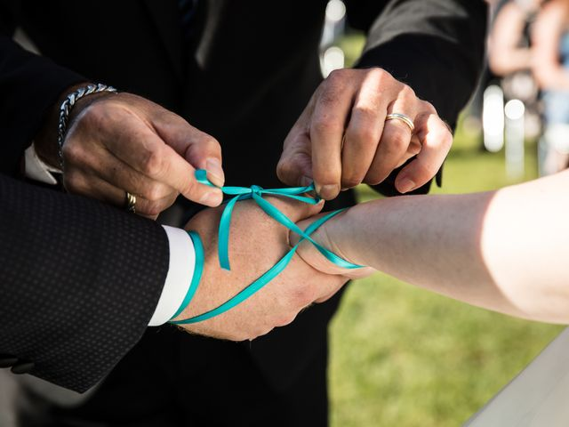 Ryan and Rebecca's wedding in Mirabel, Quebec 11
