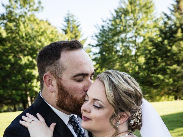 Ryan and Rebecca's wedding in Mirabel, Quebec 14