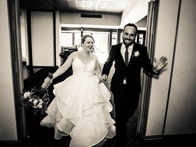 Ryan and Rebecca's wedding in Mirabel, Quebec 19