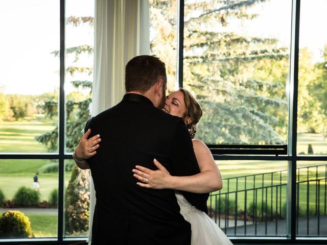 Ryan and Rebecca's wedding in Mirabel, Quebec 21