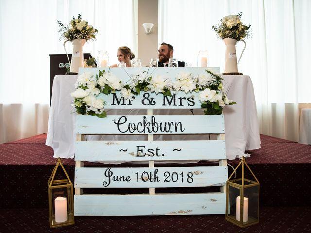 Ryan and Rebecca's wedding in Mirabel, Quebec 22
