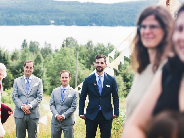 Jay and Abby's wedding in Vernon, British Columbia 46