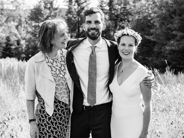 Jay and Abby's wedding in Vernon, British Columbia 60