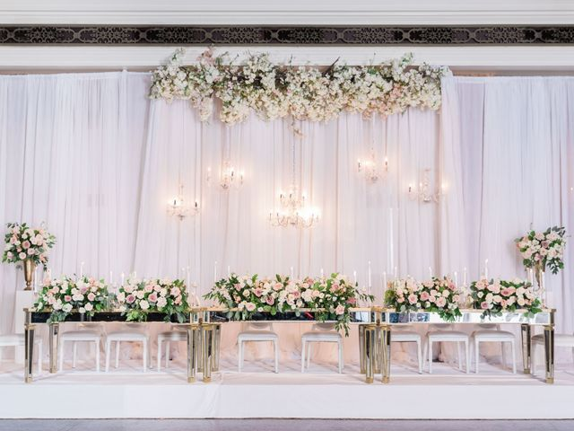 Tim and Teresa's wedding in Toronto, Ontario 1
