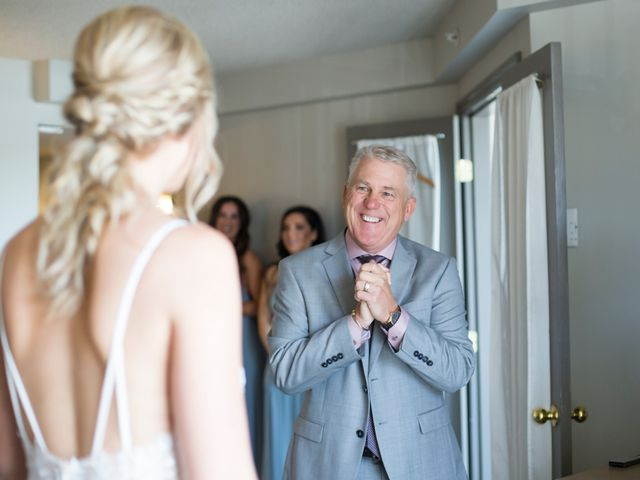 Mike and Kendra's wedding in Penticton, British Columbia 6