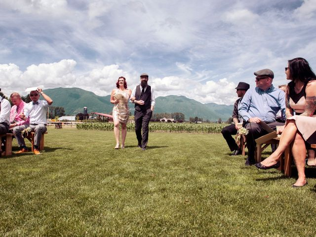 Graeme and Jessika's wedding in Chilliwack, British Columbia 69