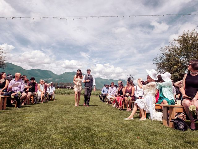 Graeme and Jessika's wedding in Chilliwack, British Columbia 70