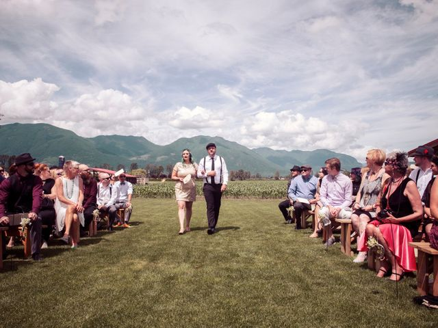 Graeme and Jessika's wedding in Chilliwack, British Columbia 71