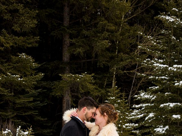 Trent and Kyrstin's wedding in Canmore, Alberta 71
