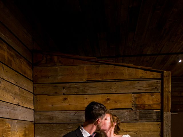 Trent and Kyrstin's wedding in Canmore, Alberta 102