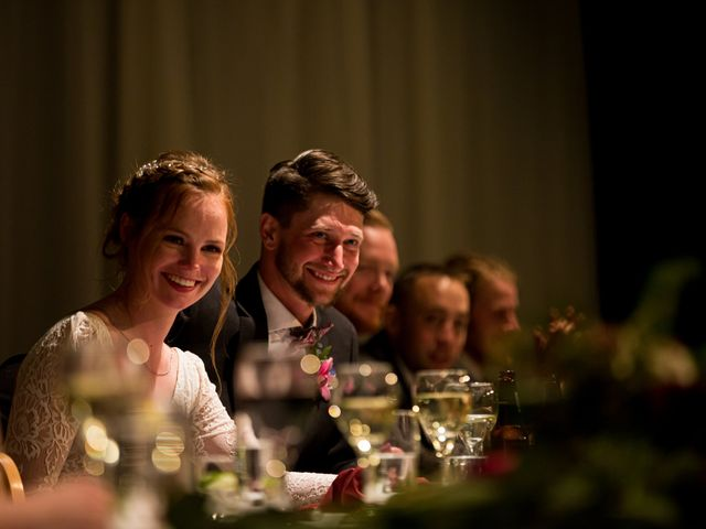 Trent and Kyrstin's wedding in Canmore, Alberta 105