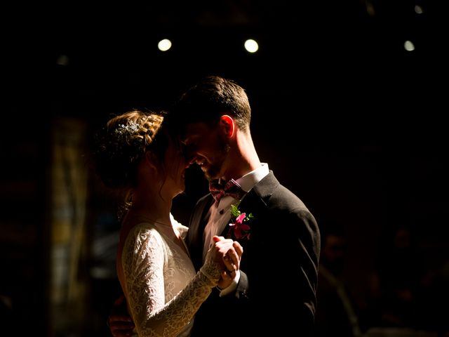 Trent and Kyrstin's wedding in Canmore, Alberta 108