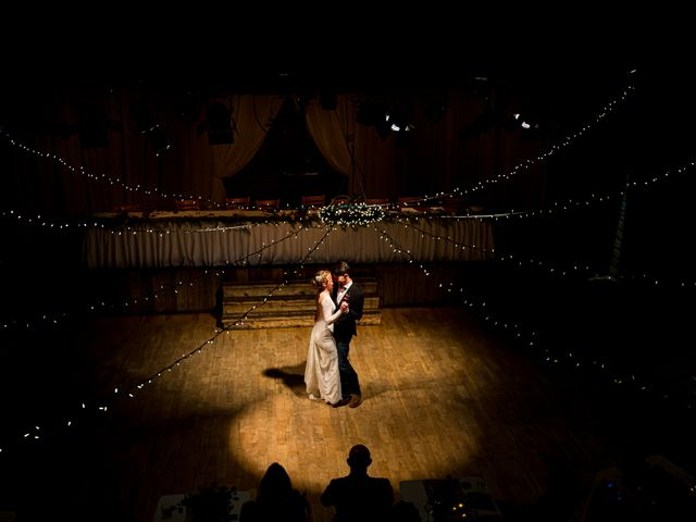Trent and Kyrstin's wedding in Canmore, Alberta 113