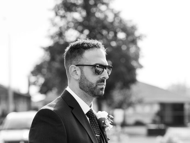 Nick and Stephanie's wedding in Mississauga, Ontario 12