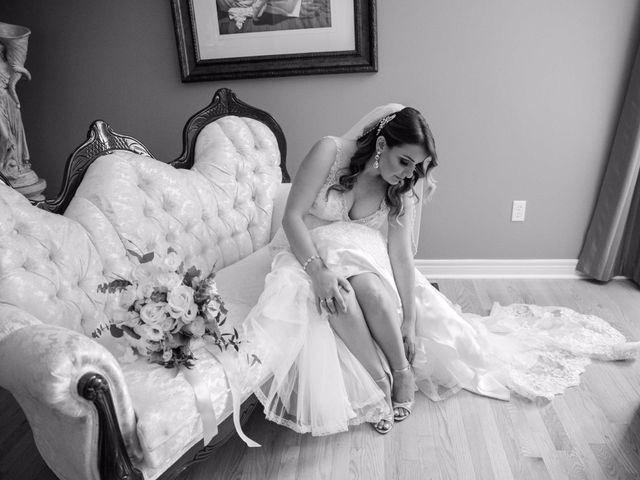 Nick and Stephanie's wedding in Mississauga, Ontario 14