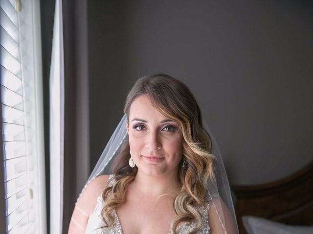 Nick and Stephanie's wedding in Mississauga, Ontario 15