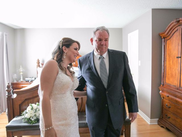 Nick and Stephanie's wedding in Mississauga, Ontario 17