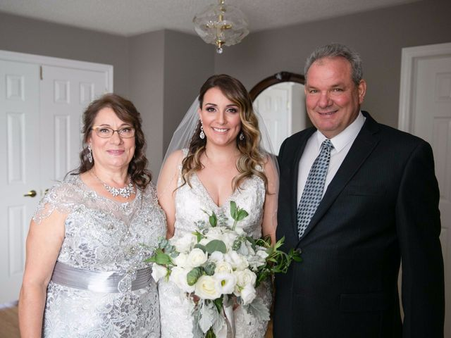 Nick and Stephanie's wedding in Mississauga, Ontario 18