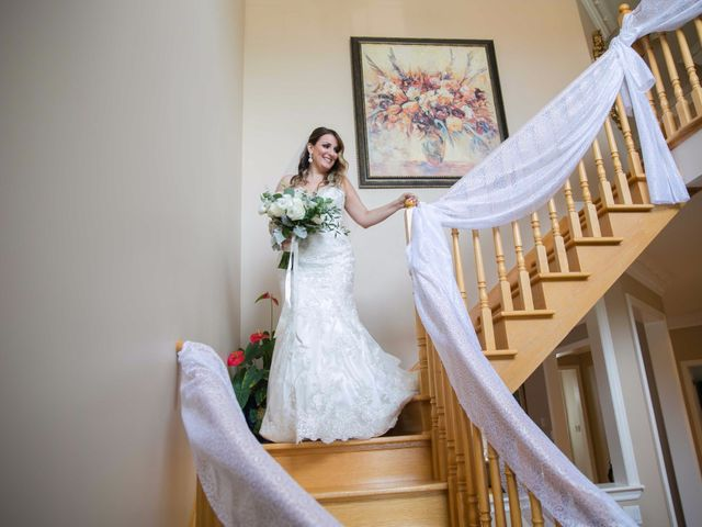 Nick and Stephanie's wedding in Mississauga, Ontario 21