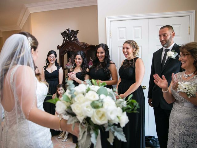 Nick and Stephanie's wedding in Mississauga, Ontario 22